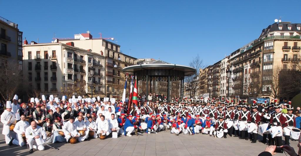 Vasconia Tamborrada 2011